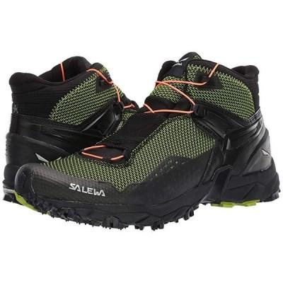 SALEWA Ultra Flex Mid GTX メンズ Hiking Cactus/Fluo Orange