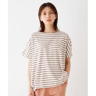 tシャツ Tシャツ 【SHOO ICE】タックドルマンスリーブTシャツ