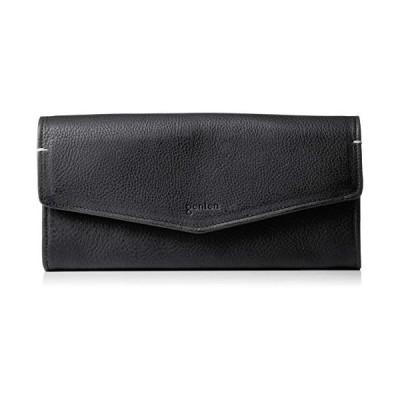 [ゲンテン] 財布 ギャルソン長財布 トスカ 40547 ネイビー