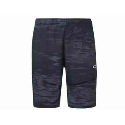 オークリー:【メンズ】Enhance Mobility Shorts【OAKLEY スポーツ トレーニング パンツ】 【191013】