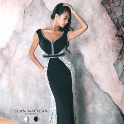 JEANMACLEAN ドレス ジャンマクレーン キャバドレス ナイトドレス ロングドレス jean maclean 全2色 9号 M 11号 L 95566 クラブ スナッ