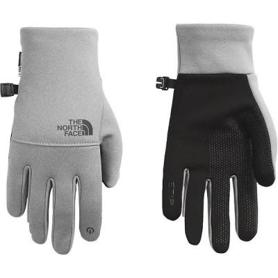 ザ ノースフェイス The North Face レディース 手袋・グローブ Etip Recycled Tech Glove TNF Medium Grey Heather