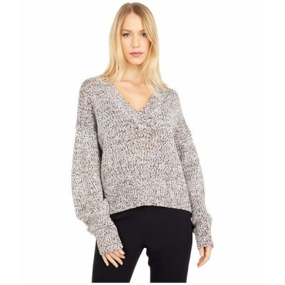 ジェイソンウー ニット&セーター アウター レディース Multicolor V-Neck Sweater Multi