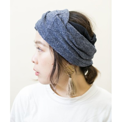 Shop無 / Summer Nep Yarn OC 3Way WOMEN 帽子 > ニットキャップ/ビーニー