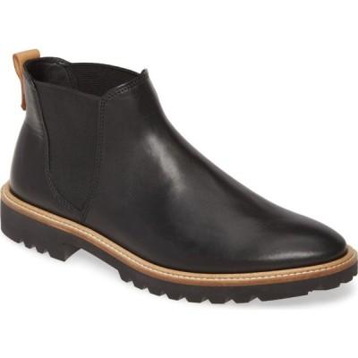 エコー ECCO レディース ブーツ チェルシーブーツ シューズ・靴 Incise Tailored Chelsea Boot Black Leather