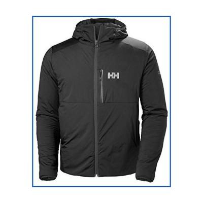 【新品】Helly Hansen メンズ オーディン ストレッチ フード付き 断熱ジャケット ブラック M【並行輸入品】