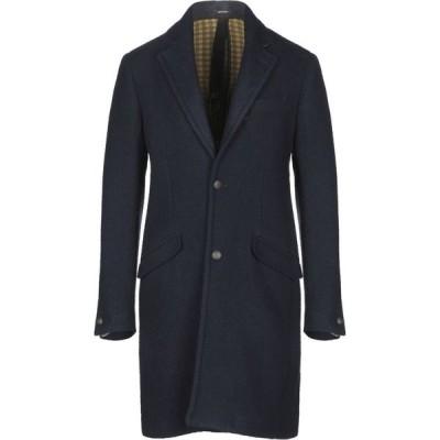 オフィチーナ トレンタ セイ OFFICINA 36 メンズ コート アウター coat Dark blue