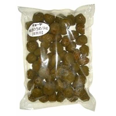 【新品】肉厚の梅の実 紀州産梅100% チョーヤ 梅酒のうめ1kg