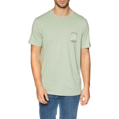 リップカール Rip Curl メンズ Tシャツ トップス swc wilder short sleeve t-shirt Seagrass