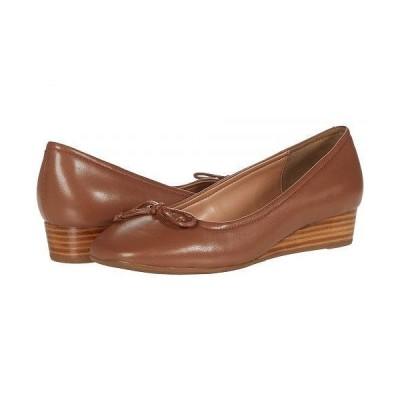 Aerosoles エアロソールズ レディース 女性用 シューズ 靴 ヒール Callie - Tan Leather