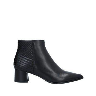 UNISA ショートブーツ ブラック 35 革 ショートブーツ