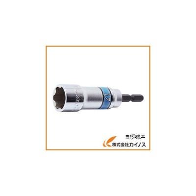 コーケン 電動ドライバー用サーフェイスセミディープリードソケット 8mm BD014XN-8SF
