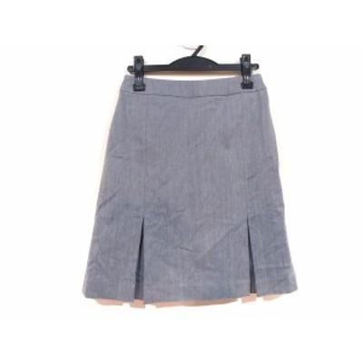 オンリー ONLY スカート サイズ9 M レディース 美品 ライトブルー【中古】20200317