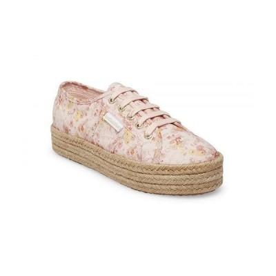 Superga スペルガ レディース 女性用 シューズ 靴 スニーカー 運動靴 2730 Fancotropew X Loveshack Fancy - Tokyo Pink