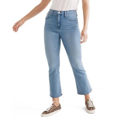 メイドウェル レディース デニムパンツ ボトムス Cali Demi-Boot Cropped Jeans