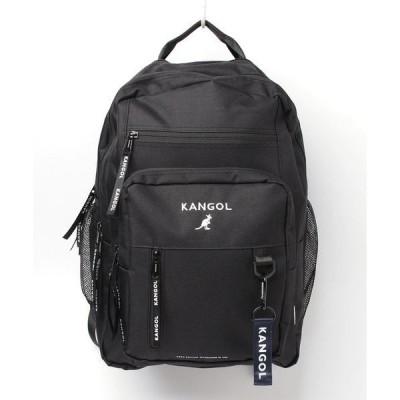 リュック 【KANGOL / カンゴール】 マルチ ファンクショナル リュック / バックパック