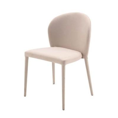 TDC-9821 COSTA(コスタ) スタッキングチェア(ベージュ) あずま工芸 「テーブル別売り」 「4脚セット」 ダイニングチェア ダイニング椅子 椅子