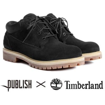 【PUBLISH BRAND/パブリッシュブランド × TIMBERLAND/ティンバーランド】CLASSIC OXFORD ブーツ A13R4 / BLACK SUEDE