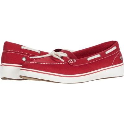 ケッズ Keds レディース スニーカー シューズ・靴 Grasshoppers by - Augusta Red