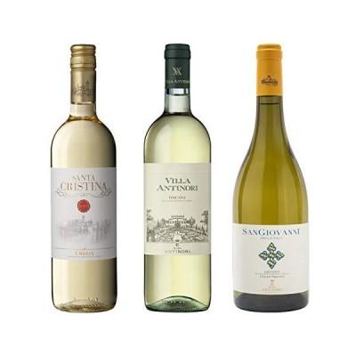 エノテカ厳選 イタリアン白ワインセット 750ml×3本セット 白ワイン 辛口 イタリア