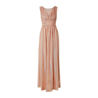 レイチェル・ゾー RACHEL ZOE ロングワンピース&ドレス ピンク 8 レーヨン 83% / ポリエステル 17% ロングワンピース&ドレス