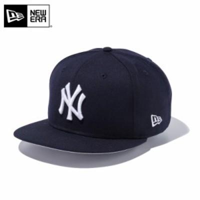 【メーカー取次】 NEW ERA ニューエラ 9FIFTY ニューヨーク・ヤンキース ネイビー 12336619 キャップ 夏新作 夏物【Sx】