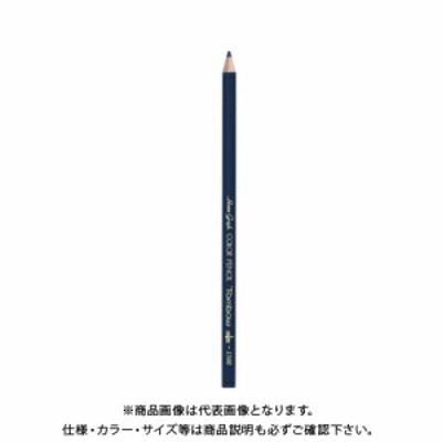 トンボ鉛筆 色鉛筆 1500 単色 藍色 1500-17