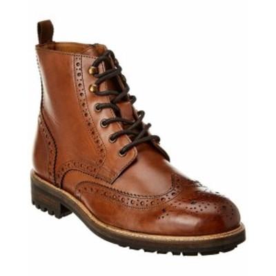 Kenneth Cole ケネスコール シューズ ブーツ Kenneth Cole New York Maraq Lug Leather Boot 9