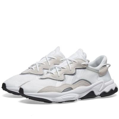 アディダス Adidas メンズ スニーカー シューズ・靴 Ozweego White/Black