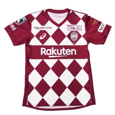 ヴィッセル神戸 2020 ホーム 半袖レプリカシャツ (2103A008)アシックス(asics) レプリカウェア クラブチーム Jリーグ