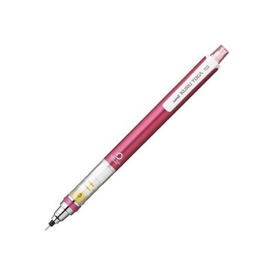 三菱鉛筆 クルトガ(0.3mm芯) ピンク M34501P.13
