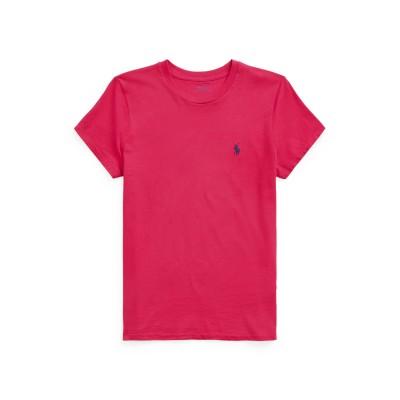 POLO RALPH LAUREN T シャツ フューシャ L コットン 100% T シャツ