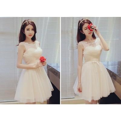 6色入 花嫁 二次会 プリンセスライン パーティードレス ブライダル ウェディングドレス 結婚式 ウエディングドレス ブライダル 素敵 ワンピース大きいサイズ