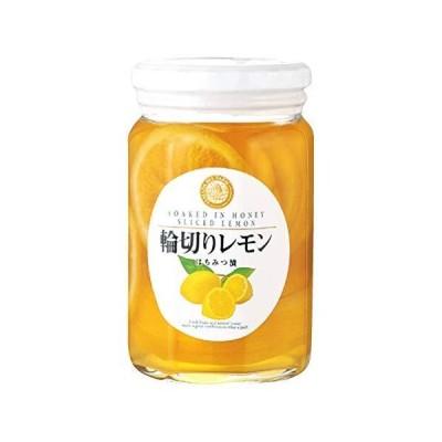 輪切りレモンはちみつ漬 [ はちみつレモン はちみつ レモン 蜂蜜 ハチミツ 輪切りレモン 国産レモン 瀬戸内海産 クエン酸 ] 山田養蜂場 420g