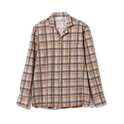 【アウトレット】TRAIANO / オープンカラーシャツ
