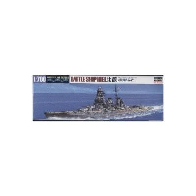 WL110 ハセガワ 戦艦 比叡