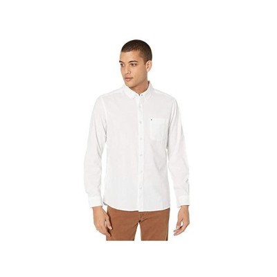 ハーレー One & Only 2.0 Long Sleeve Woven メンズ シャツ トップス White