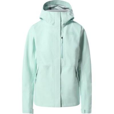 ザ ノースフェイス The North Face レディース ジャケット アウター north face dryzzle futurelight waterproof jacket Misty Jade