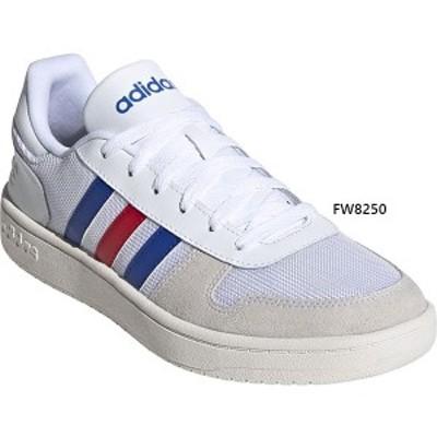 アディダス メンズ アディフープス ADIHOOPS 2.0 スニーカー シューズ 紐靴 ローカット 送料無料 adidas FW8250