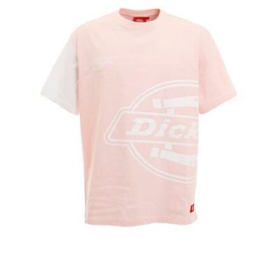 ディッキーズ(Dickies)Tシャツ メンズ ロゴ半袖 DK007373B07