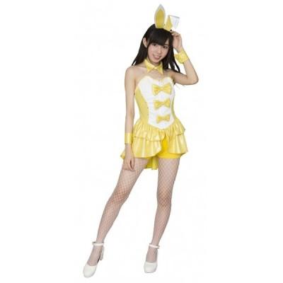 IC アイドルバニーガール(黄色) 4560320875727 クリアストーン