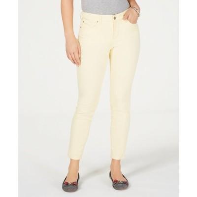 チャータークラブ デニムパンツ ボトムス レディース Bristol Skinny Ankle Jeans, Created for Macy's Light Pineapple