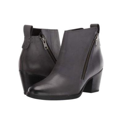 ロックポート Rockport レディース ブーツ ショートブーツ シューズ・靴 Maddie Ankle Zip Boot Grey