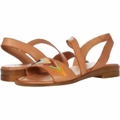 スプリングステップ Spring Step レディース サンダル・ミュール シューズ・靴 Dynrahn Tan Leather