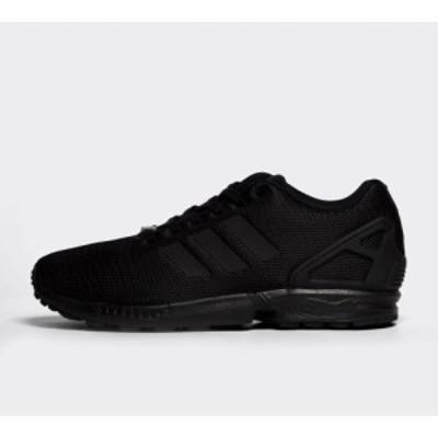アディダス adidas Originals メンズ スニーカー シューズ・靴 zx flux trainer Black/Dark Grey