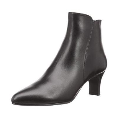 (リズ ラフィーネ)ファッションブーツ RRLF08024 レディース (ブラック 22.5 cm)