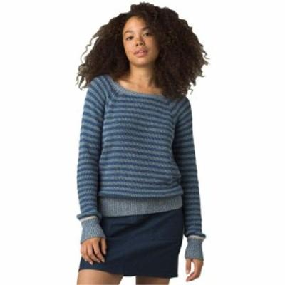 プラーナ Prana レディース ニット・セーター トップス Gadie Sweater Admiral Blue