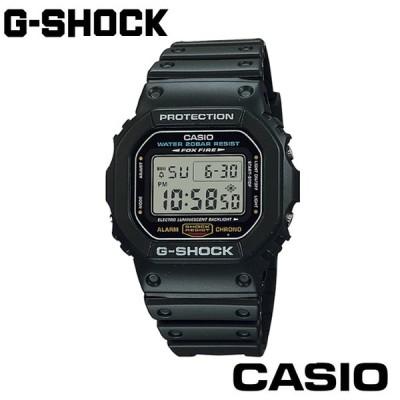 【正規販売店】CASIO カシオ G-SHOCK ジーショック DW-5600E-1 ブラック