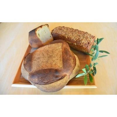 フランス式の石窯で焼き上げた!江田島のパン屋のこだわりパン詰め合わせBセット