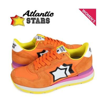(AtlanticSTARS/アトランティックスターズ)アトランティックスターズ Atlantic STARS ベガ スニーカー レディース VEGA ARA-82F オレンジ/ユニセックス その他